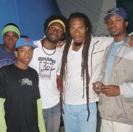 Hip hoppers in Brazil
