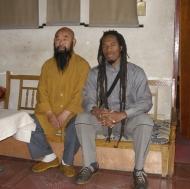 Shaolin Master and Rasta