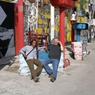 Callejon de Hamel. Grafiti artist paradise.