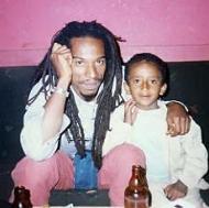 Tesfi and I