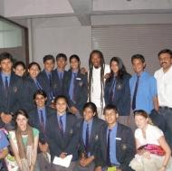 An Indian school