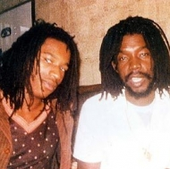 Me and Peter Tosh