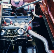The first engine.
