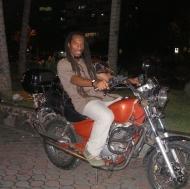 Biker dread