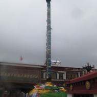 Prayer towers